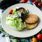 salada verde base
