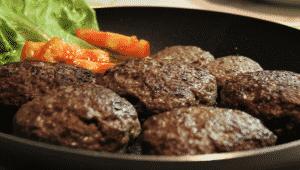 Receita Perfeita de Hambúrguer